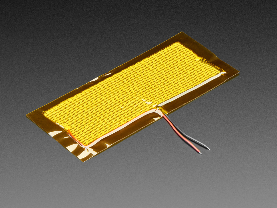 Electric Heating Pad - 14cm x 5cm