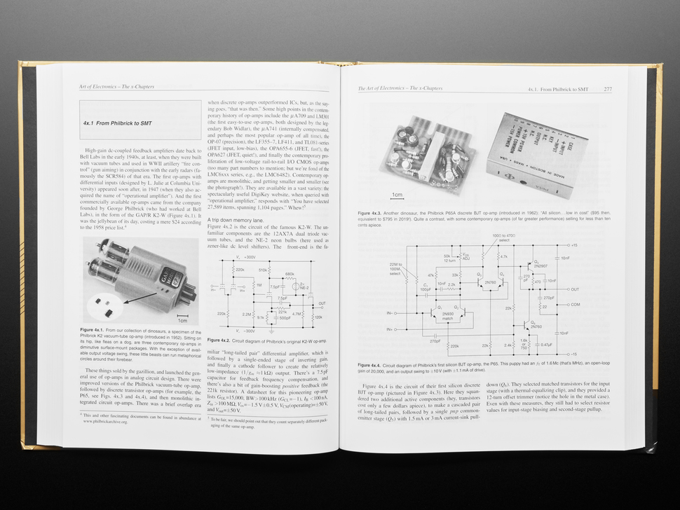 The Art of Electronics: The X Chapters - by Horowitz & Hill