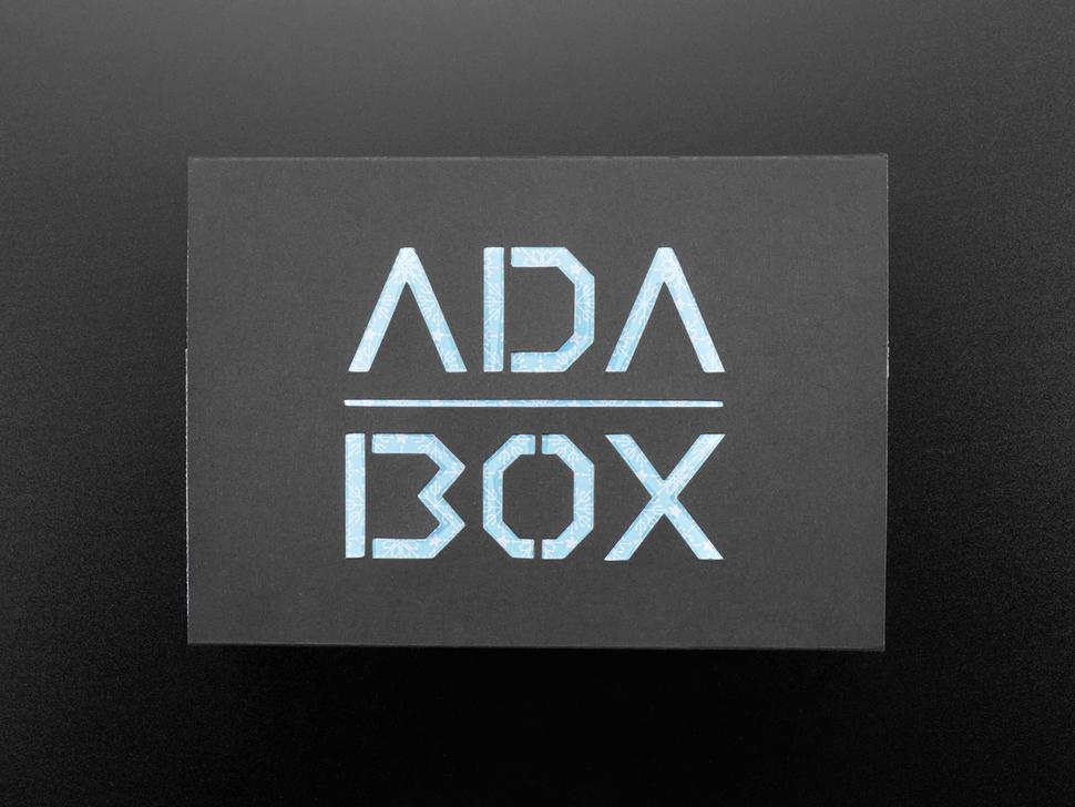 AdaBox014 - Circuit Playground Bluefruit - Merry ADABOXmas!
