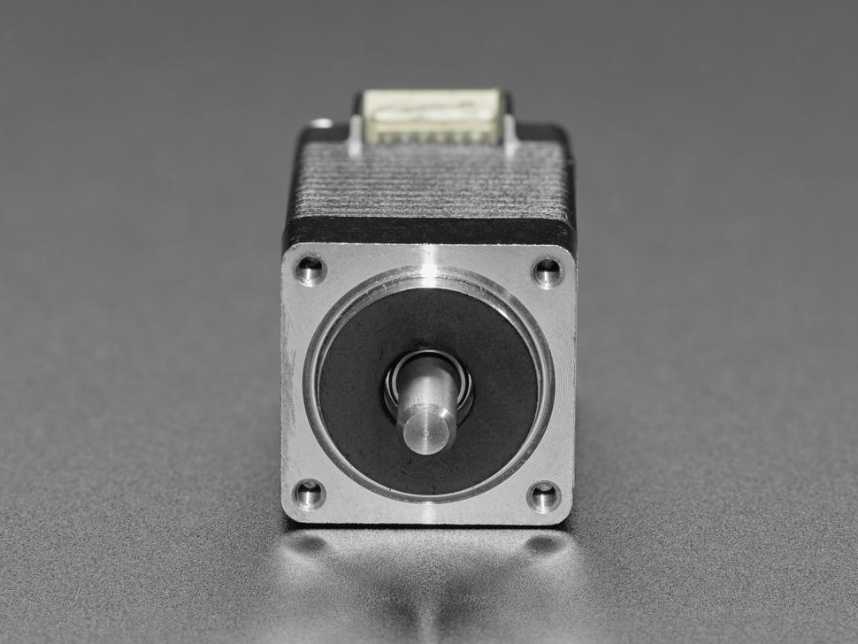Mini Stepper Motor - 200 Steps - 20x30mm NEMA-8 Size