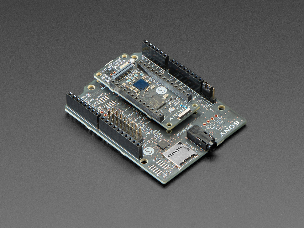 Sony Spresense Extension Board