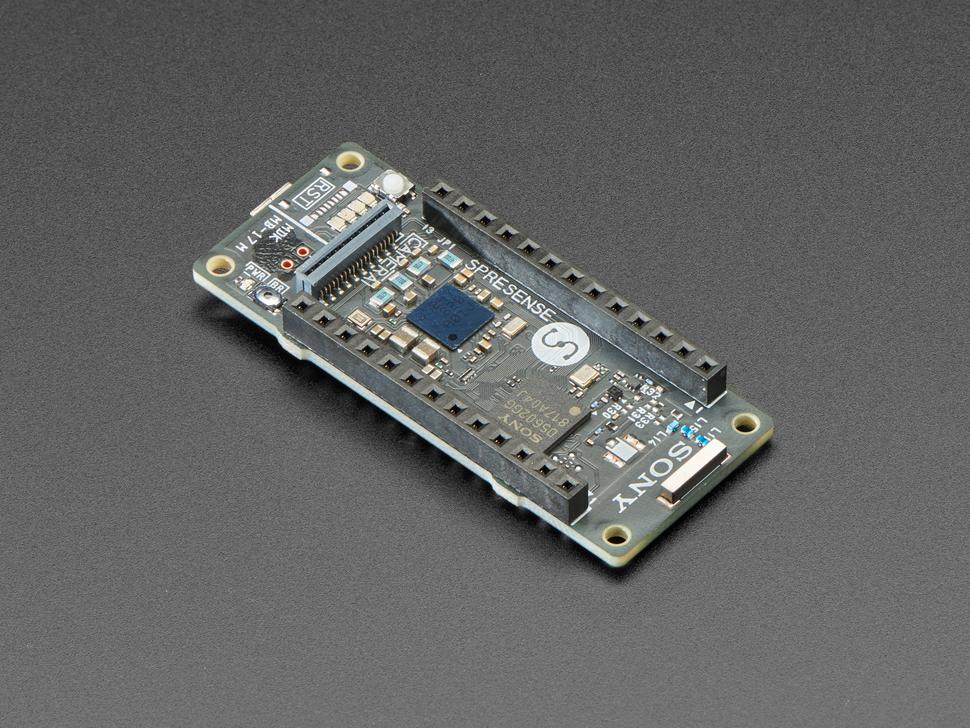 Sony Spresense Main Board - CXD5602