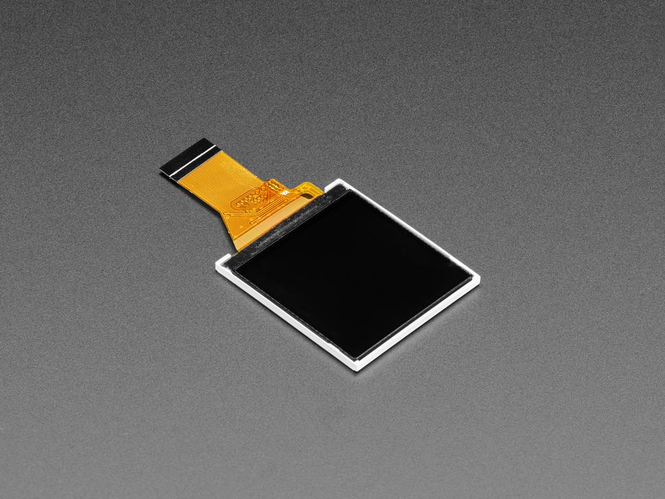 """1.54"""" 240x240 Color IPS TFT Display"""