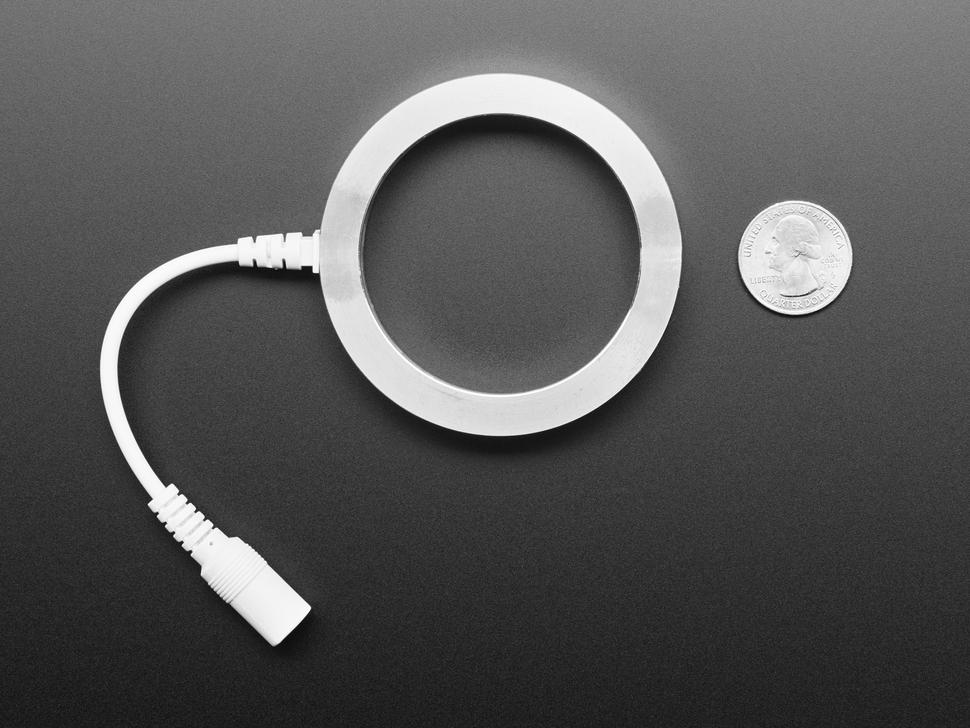LED Ring Light - 76mm Diameter