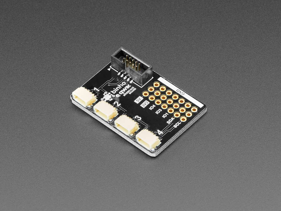 Binho Qwiic / Stemma QT Interface Board