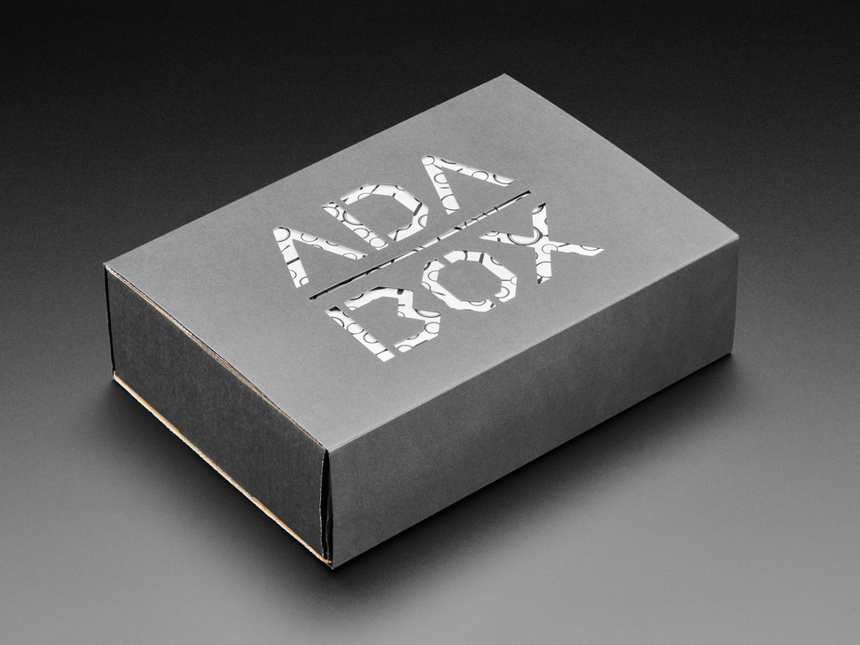 AdaBox015 - COME TO YOUR SENSORS