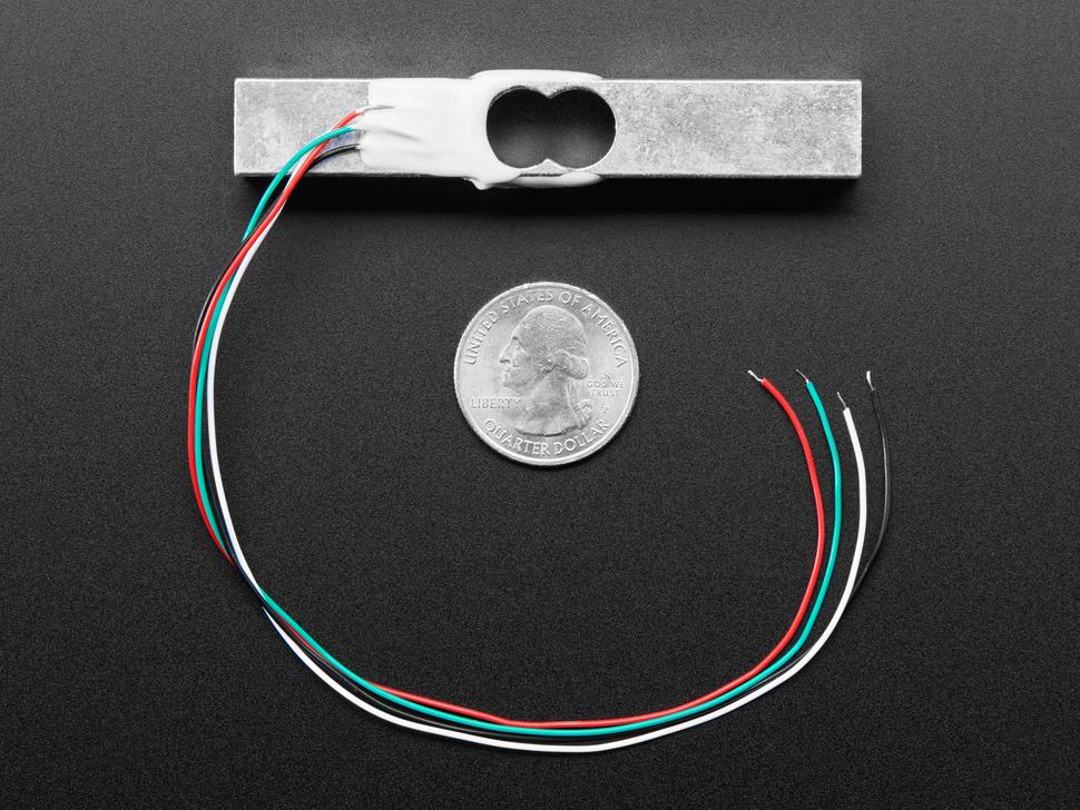 Strain Gauge Load Cell - 4 Wires - 5Kg