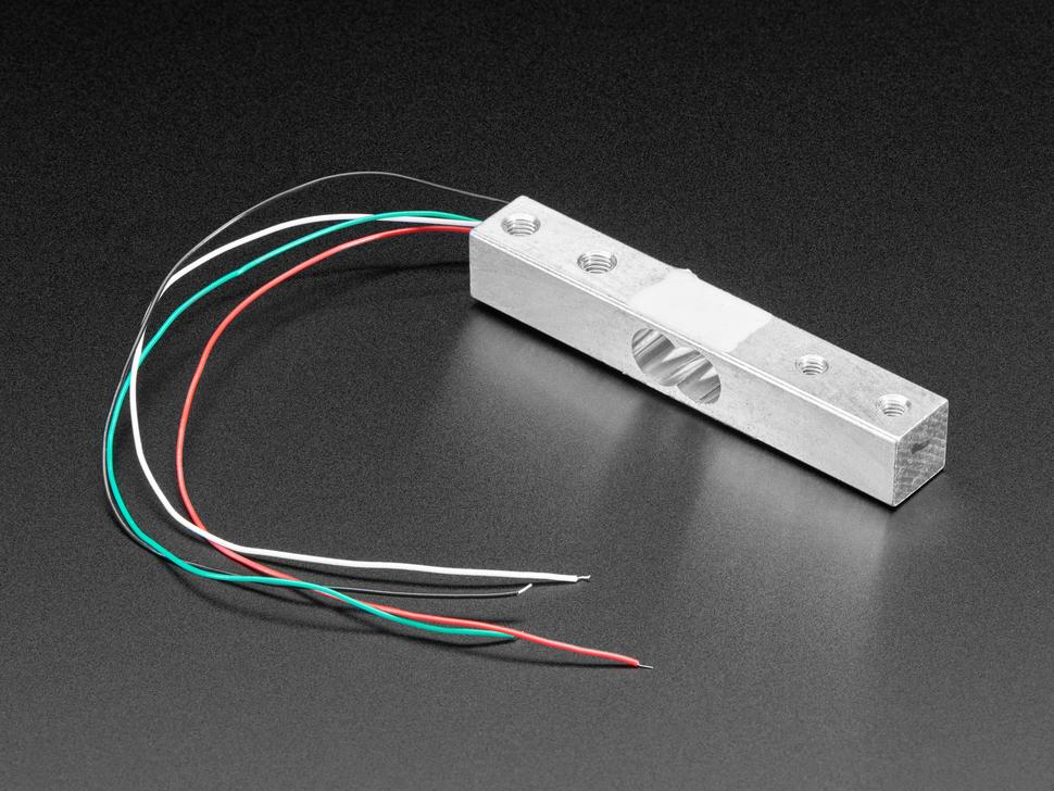 Strain Gauge Load Cell - 4 Wires - 10Kg