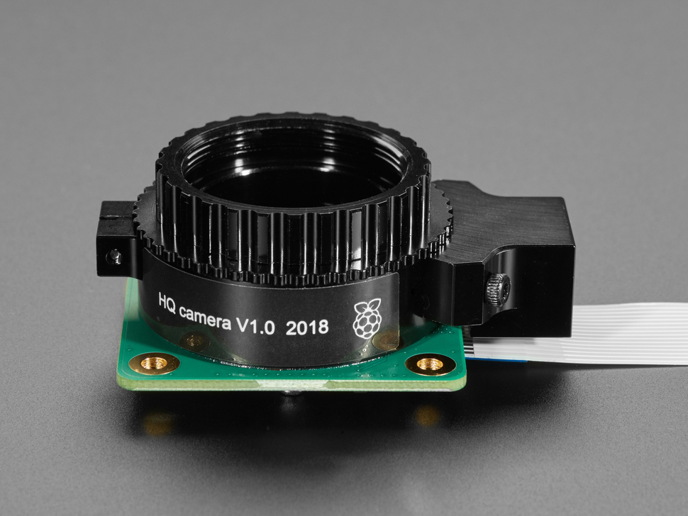 Raspberry Pi High Quality HQ Camera - 12MP