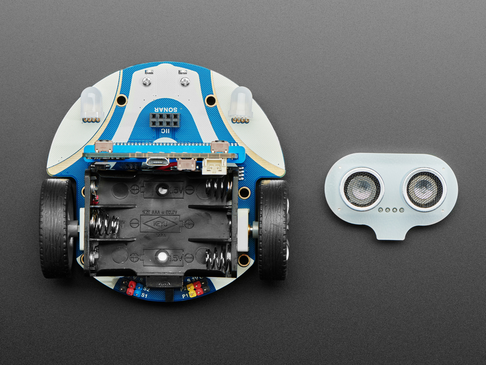 Smart Car Cutebot Robot for micro:bit