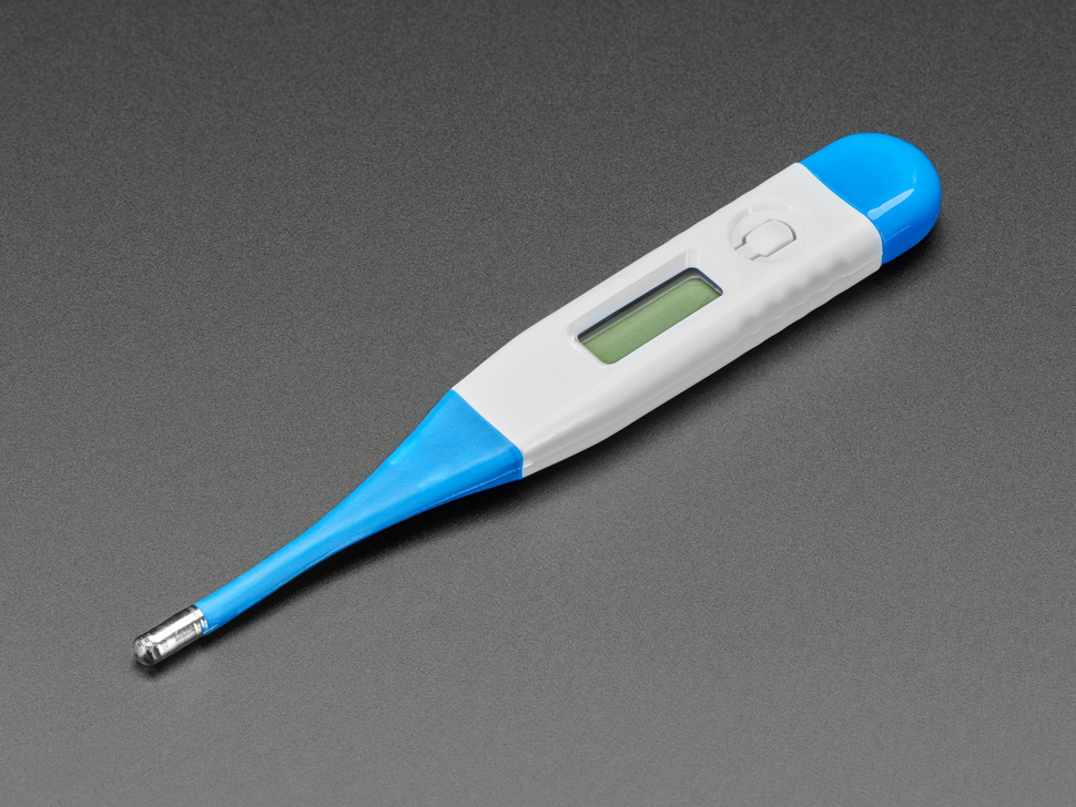 Basic Digital Body Thermometer in Fahrenheit
