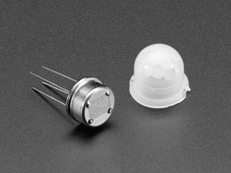 Mini Basic PIR Sensor - BL412