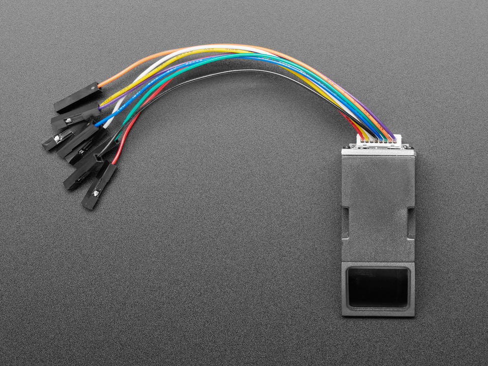 Basic Fingerprint Sensor With Socket Header Cable