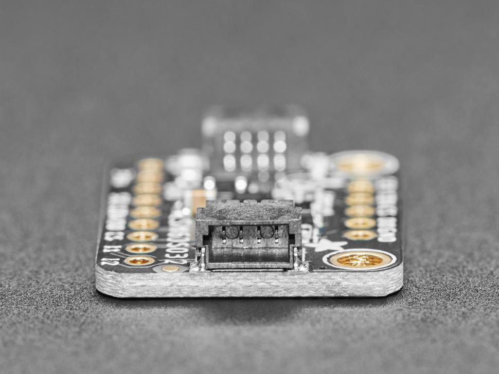 Adafruit LSM6DSO32 6-DoF Accelerometer and Gyroscope - STEMMA QT / Qwiic