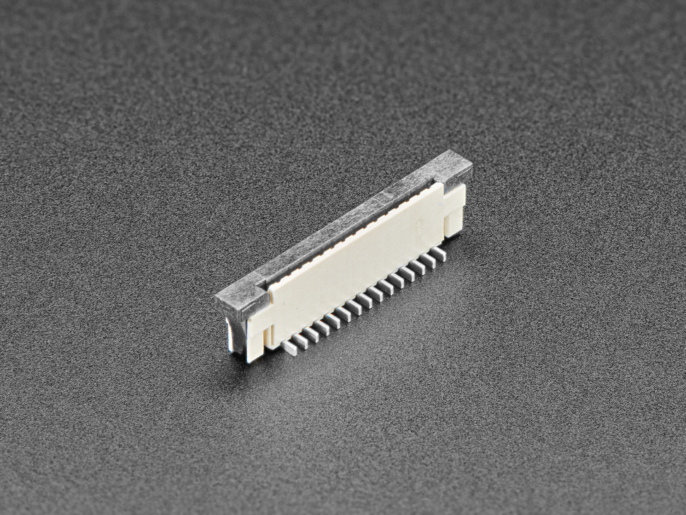 Replacement CSI/DSI Connector for Raspberry Pi