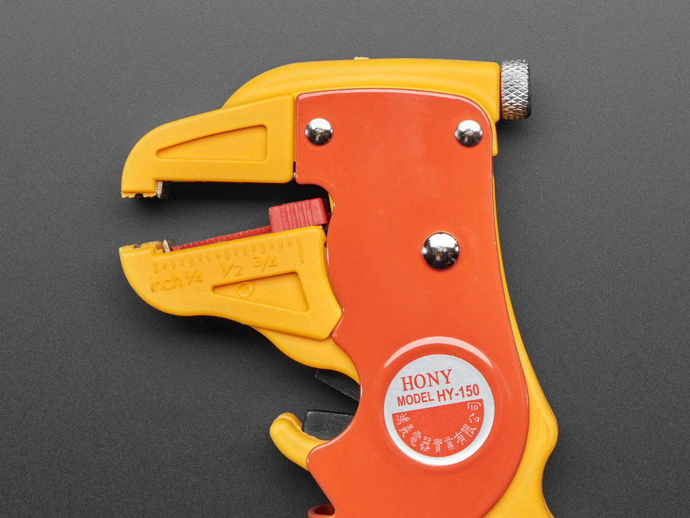 Automatic Self-Adjusting Wire Strippers and Cutter