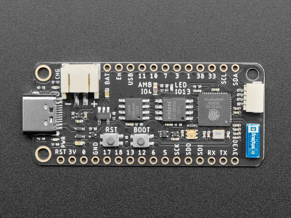 FeatherS2 - ESP32-S2 Feather Development Board