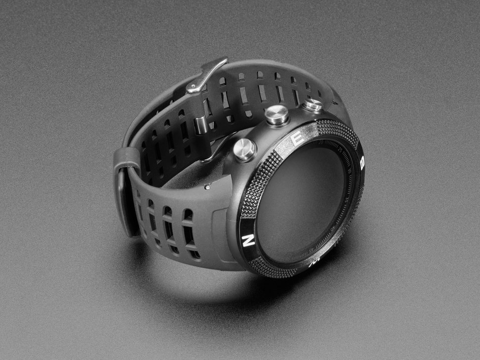 Bangle.js - Hackable Javascript Smart Watch