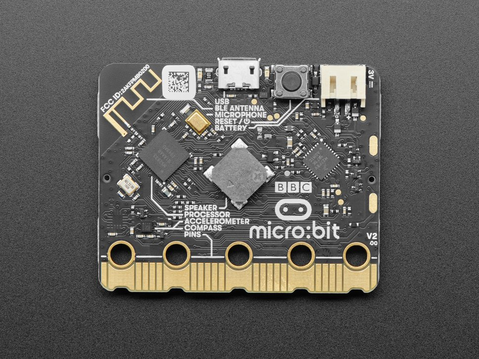 micro:bit v2 Go Bundle - Batteries and USB Cable Included