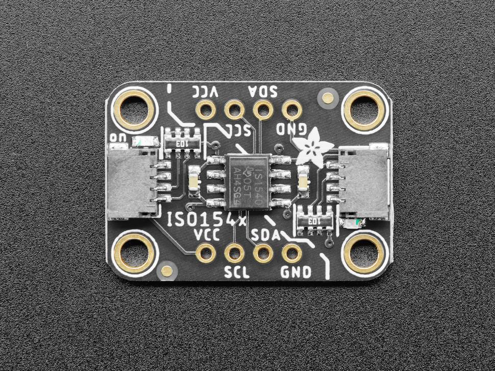 Adafruit ISO1540 Bidirectional I2C Isolator - STEMMA QT / Qwiic