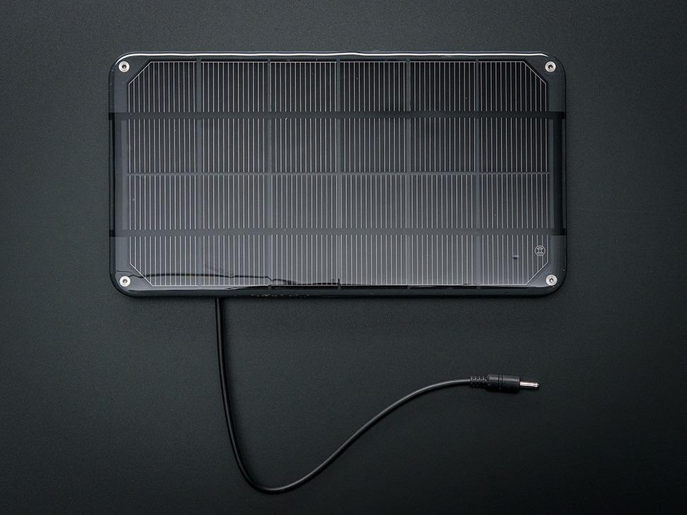 Large 6V 3.5W Solar panel - 3.5 Watt