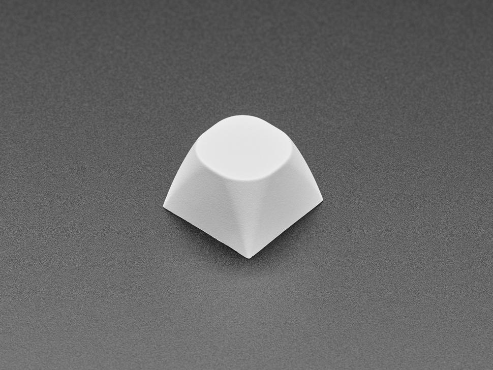 Single white MA keycap.