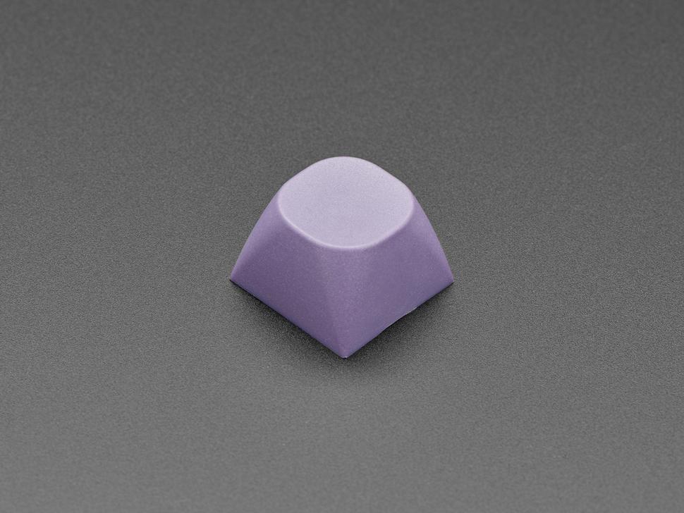 Single purple keycap.