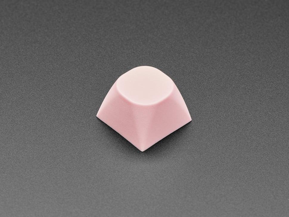 Single pink MA keycap.