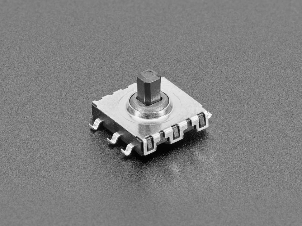 SMT 5-Way Directional Joystick / Navigation Switch - 10.5mm x 10mm x 7mm