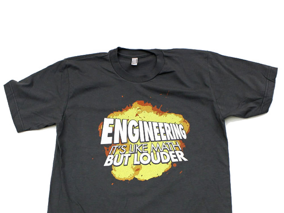 Engineering Shirt - Mens Large