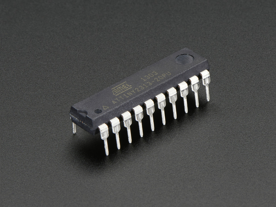 USBtinyISP microcontroller