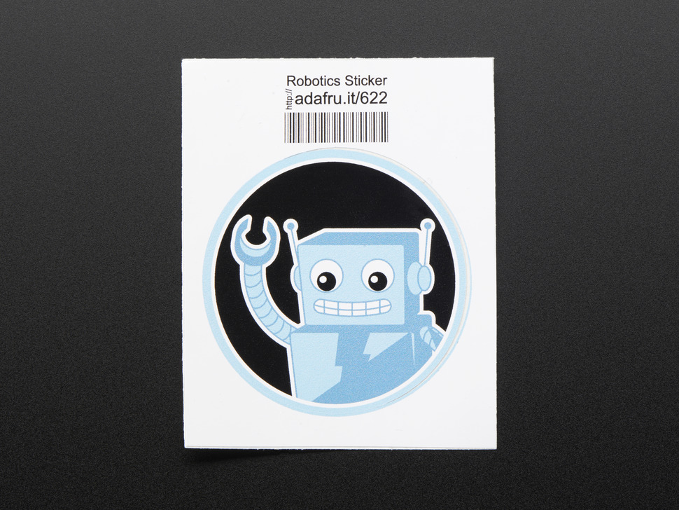 Robotics! - Sticker!