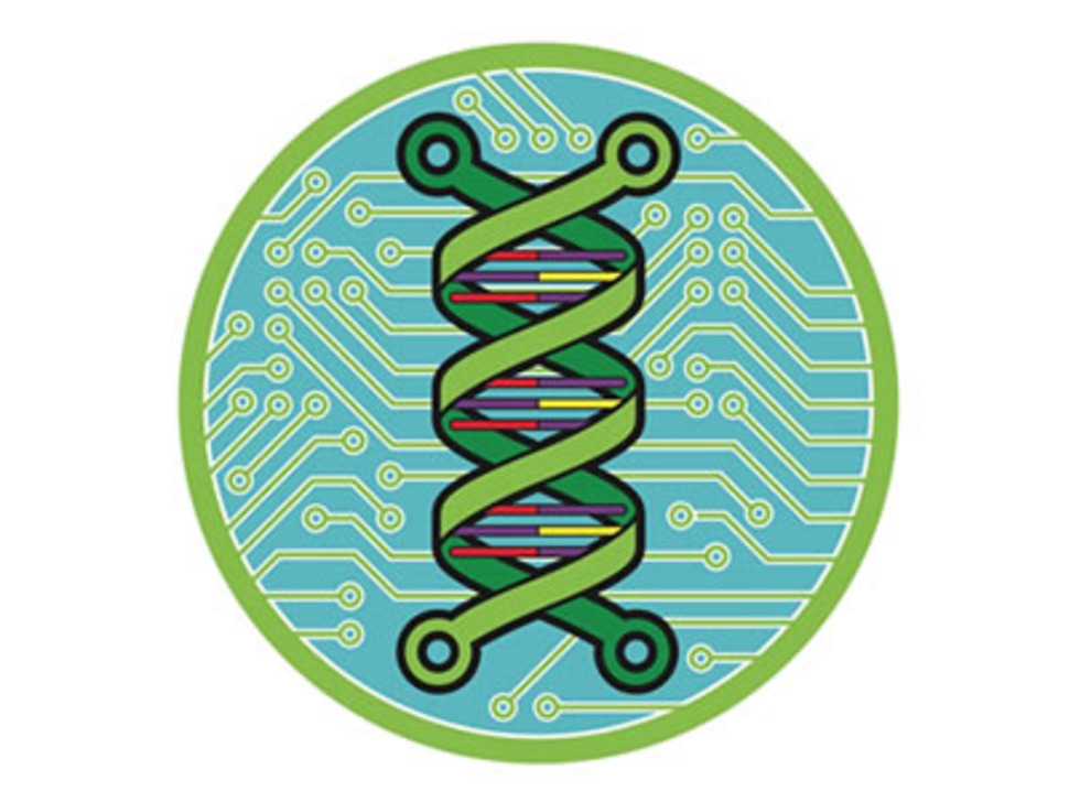 Biohacking - Sticker!