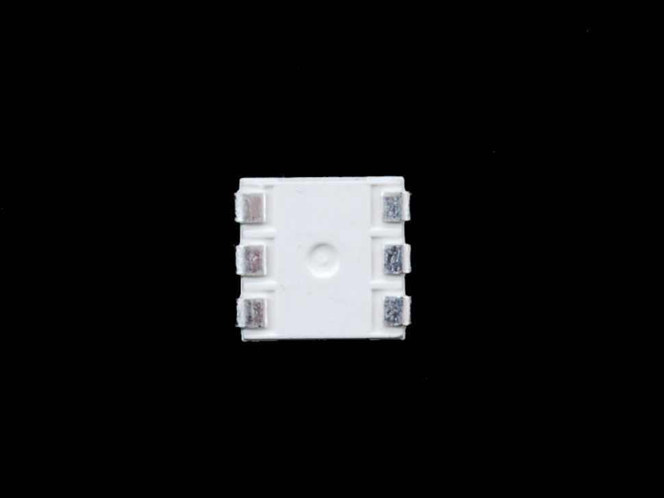 SMT Cool White 5050 LED - 10 pack - 6500-7000K