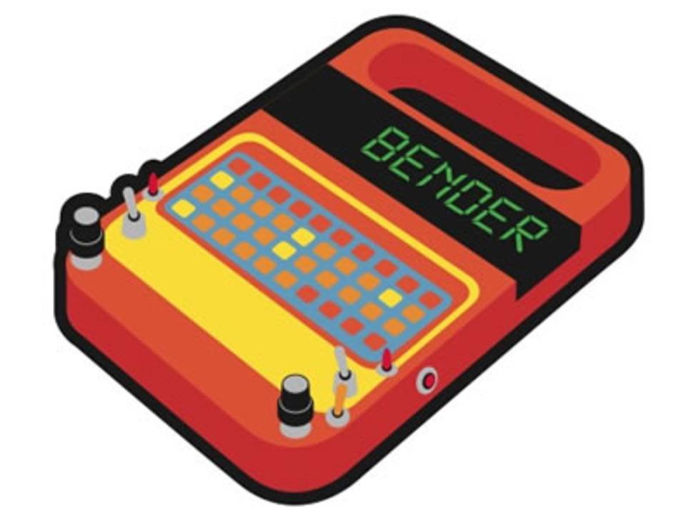 Circuit bender! - Sticker!