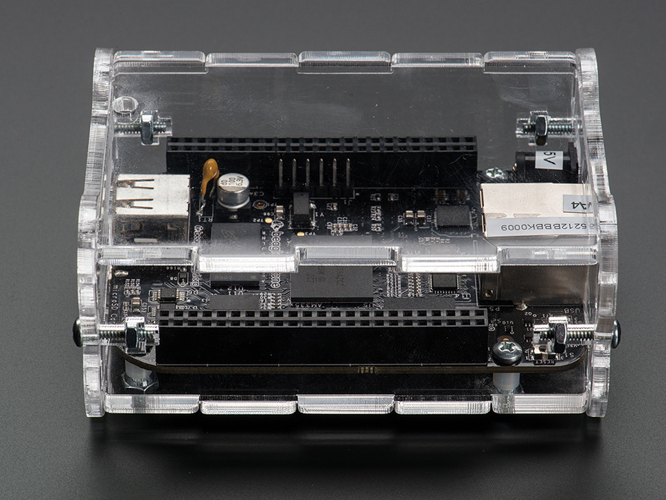 Adafruit Bone Box - Enclosure for Beagle Bone/Beagle Bone Black