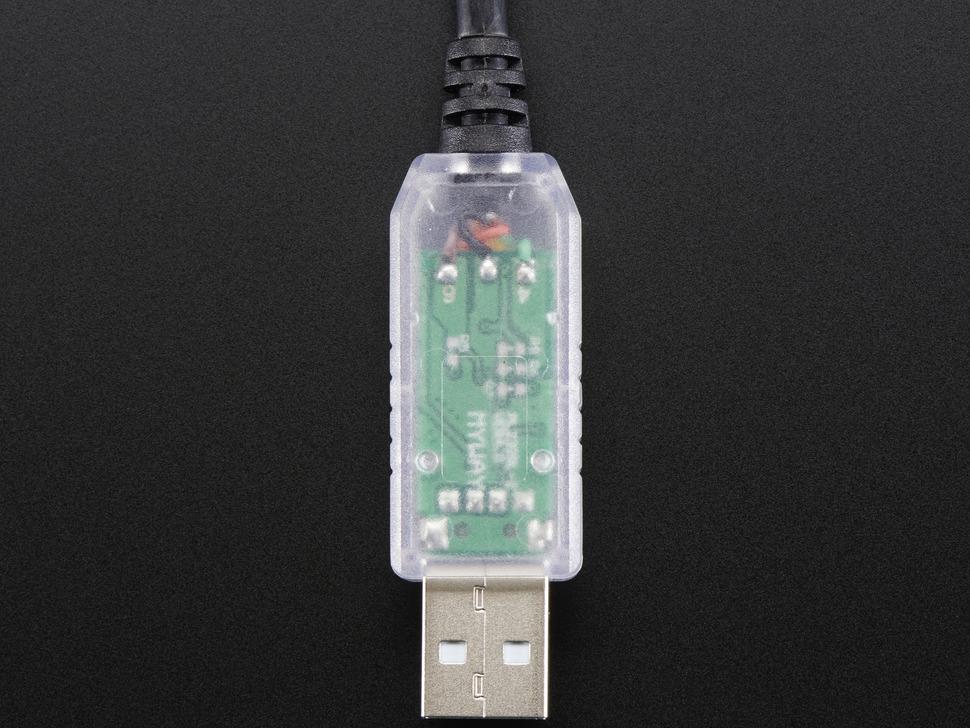FTDI Serial TTL-232 USB Cable