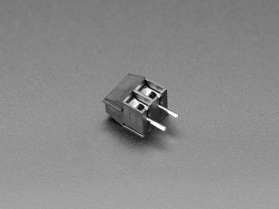 Terminal Block - 2-pin 3.5mm - pack of 5!