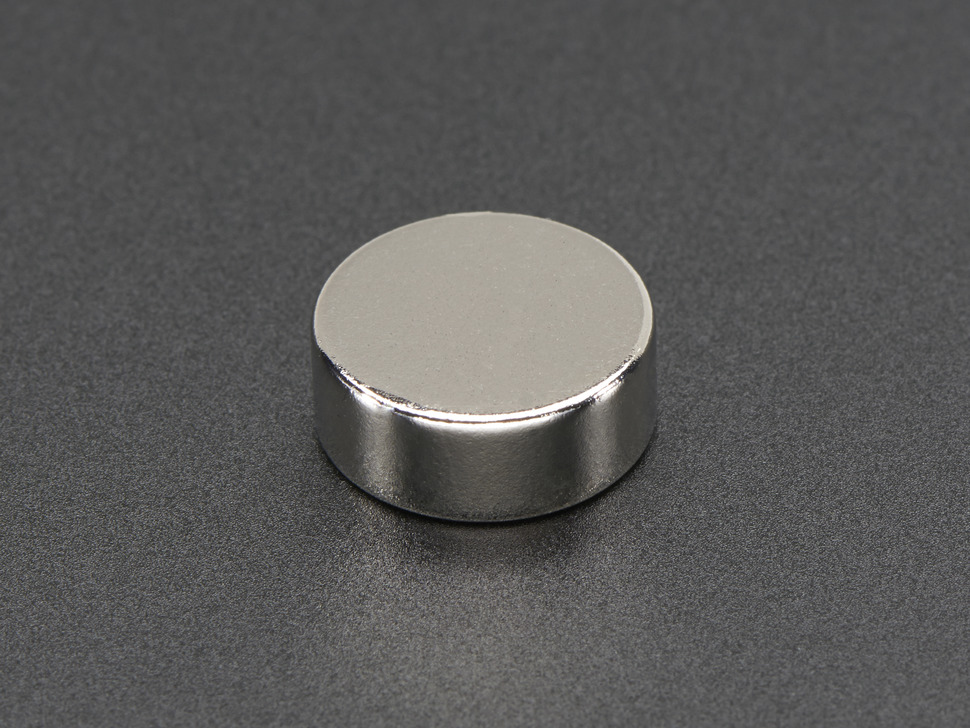 High-strength 'rare earth' magnet