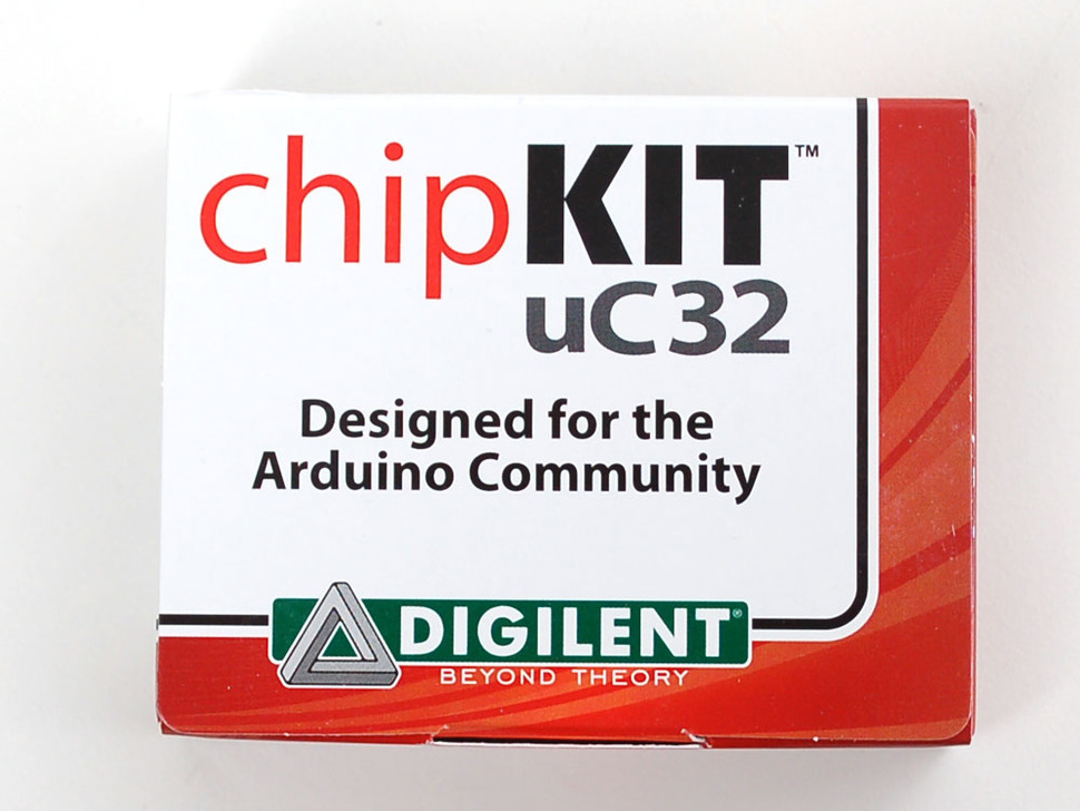 chipKIT uC32