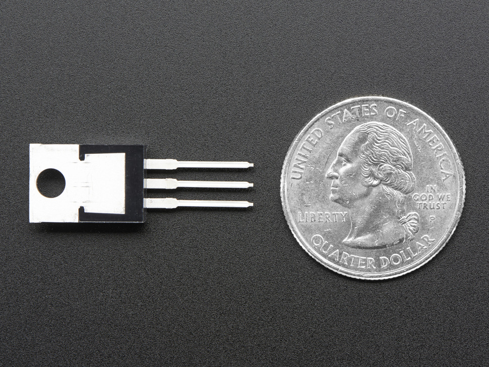 TIP120 Power Darlington Transistors - 3 pack