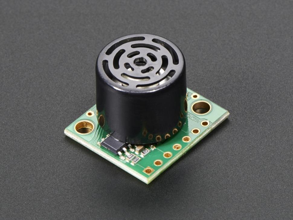 Maxbotix Ultrasonic Rangefinder - LV-EZ0 - LV-EZ0