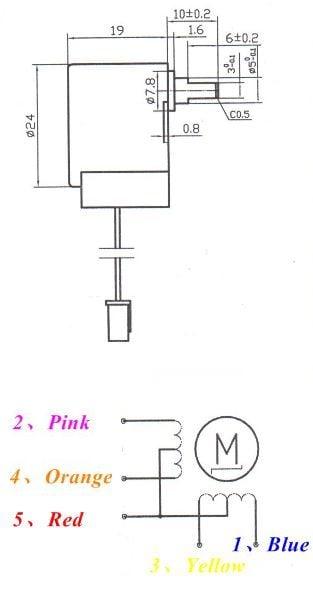 Learn for Micro stepper motor datasheet