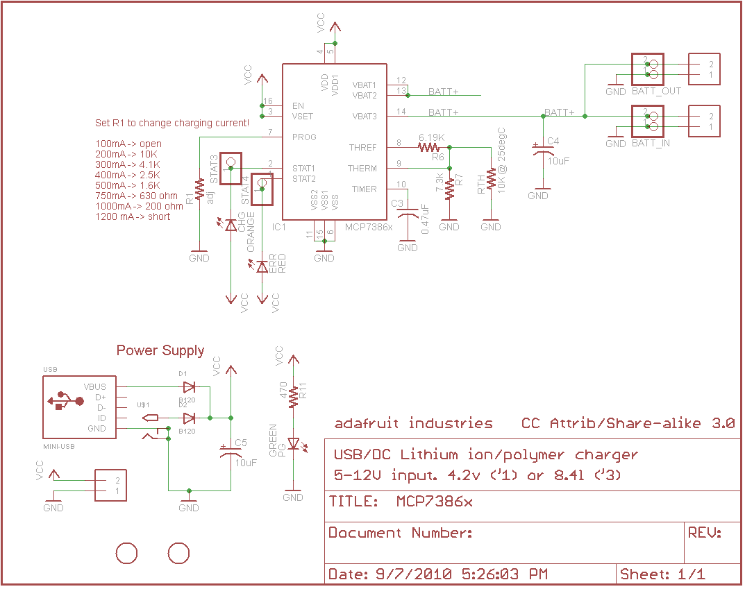 Usb Dc Lithium Polymer Battery Charger 5 12v 37 42v Cells Id 4 Pin Micro Wiring Diagram Schematic Available For Your Perusal