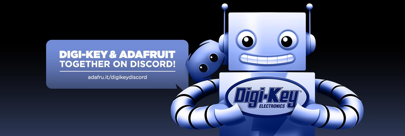 Adafruit Digi-Key Discord
