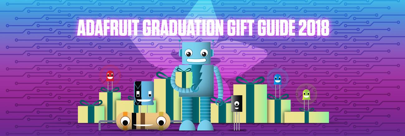 Grad Gift Guide 2018