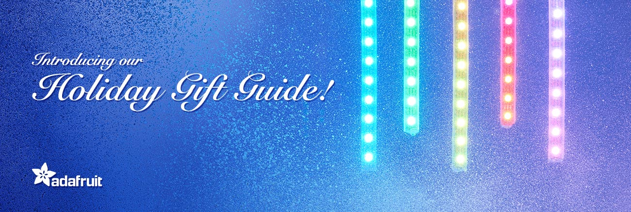 Holiday Gift Guide 2017 Week 1: LEDs
