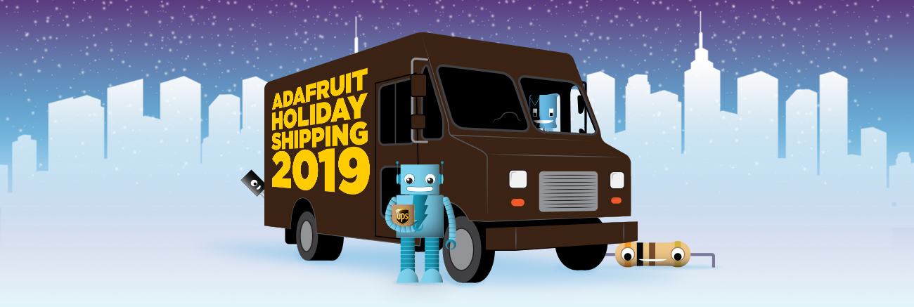 Holiday Shipping 2019