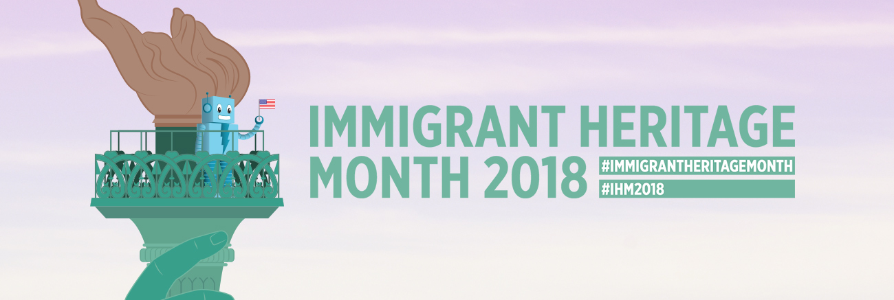 Immigrant Month 2018