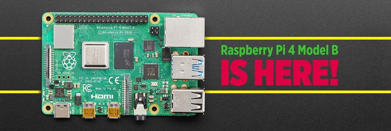 Rasp Pi 4